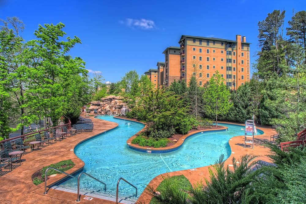 Riverstone Resort & Spa in Pigeon Forge