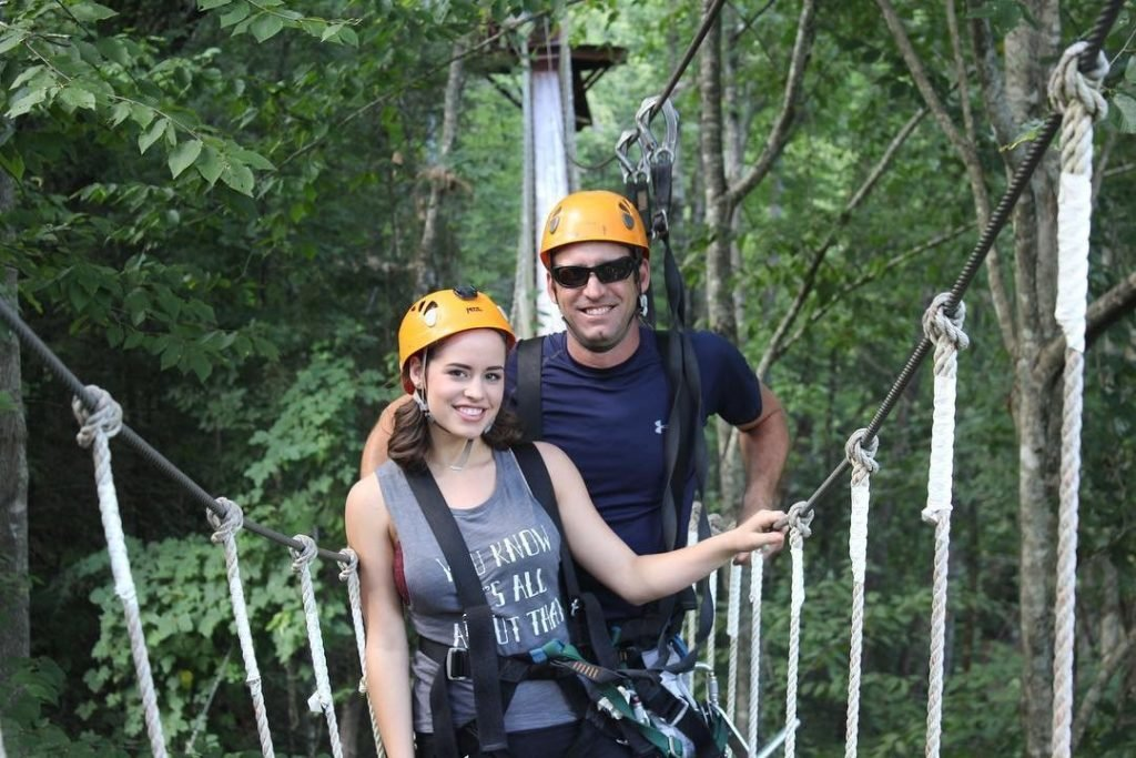 Climb Works Zip Lining Tour