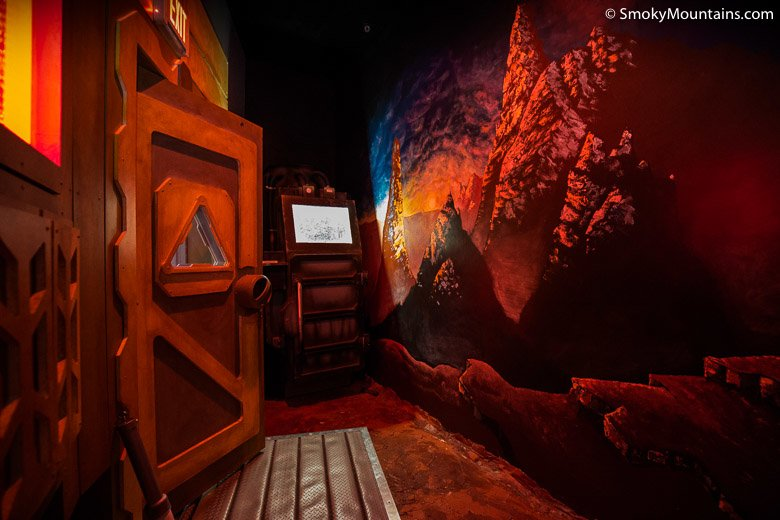 Escape Room Pigeon Forge Island
