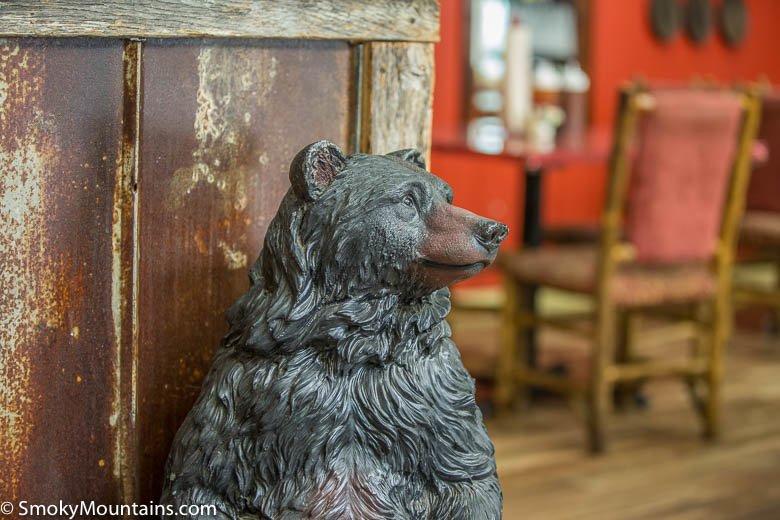 Gatlinburg Restaurants - Hungry Bear BBQ #1 - Original Photo