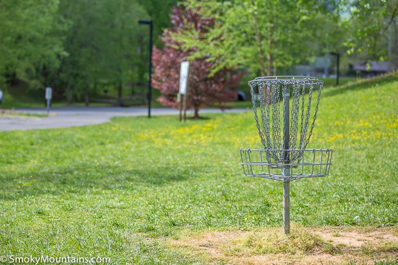 Gatlinburg Things To Do - Mills Park - Original Photo