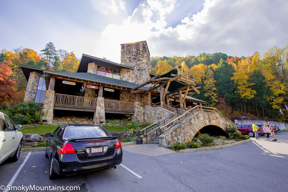 Gatlinburg Things To Do - NOC Nantahala Outdoor Center - Original Photo