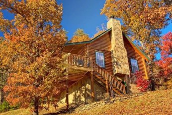 Sevierville Cabins with Hot Tubs
