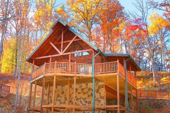 Dollywood Cabins with Hot Tubs