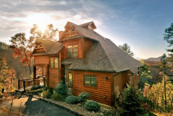 Pet Friendly Sevierville Cabins