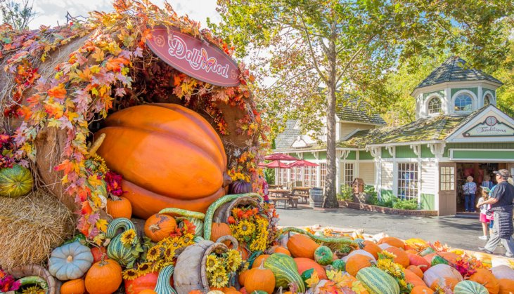 Upcoming Events at Dollywood: Sept  1 to Oct  31, 2018
