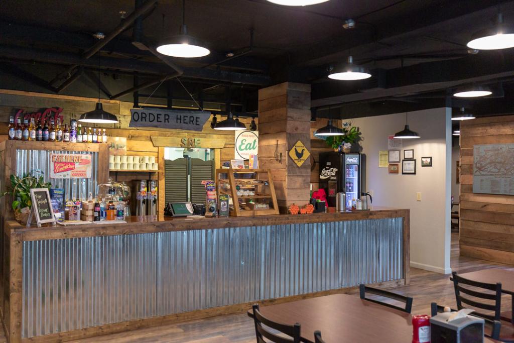 Gatlinburg Restaurants - Split Rail Eats - Original Photo