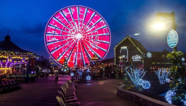 Updated Information The Top 10 Pigeon Forge Attractions