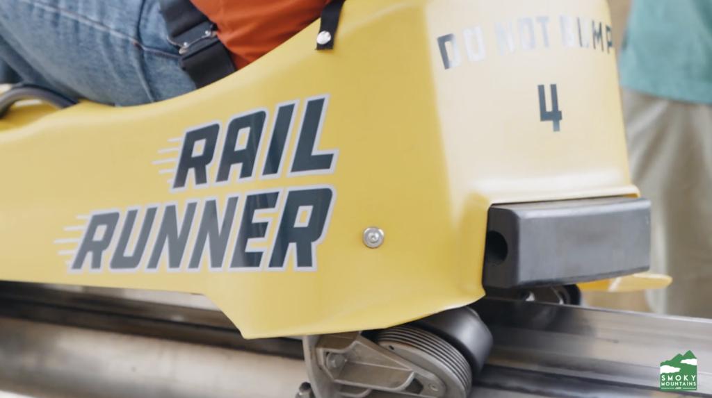 Annakeesta Rail Runner Mountain Coaster
