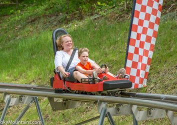 4 Must-Try Mountain Coasters in Gatlinburg, Tennessee