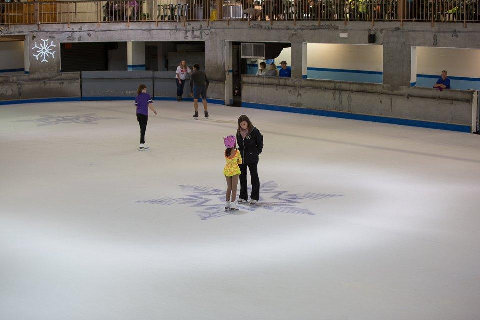Things To Do Ober Gatlinburg - Ice Skating - Original Photo