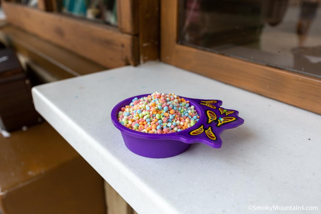 Dollywood Food - Dippin Dots - Original Photo