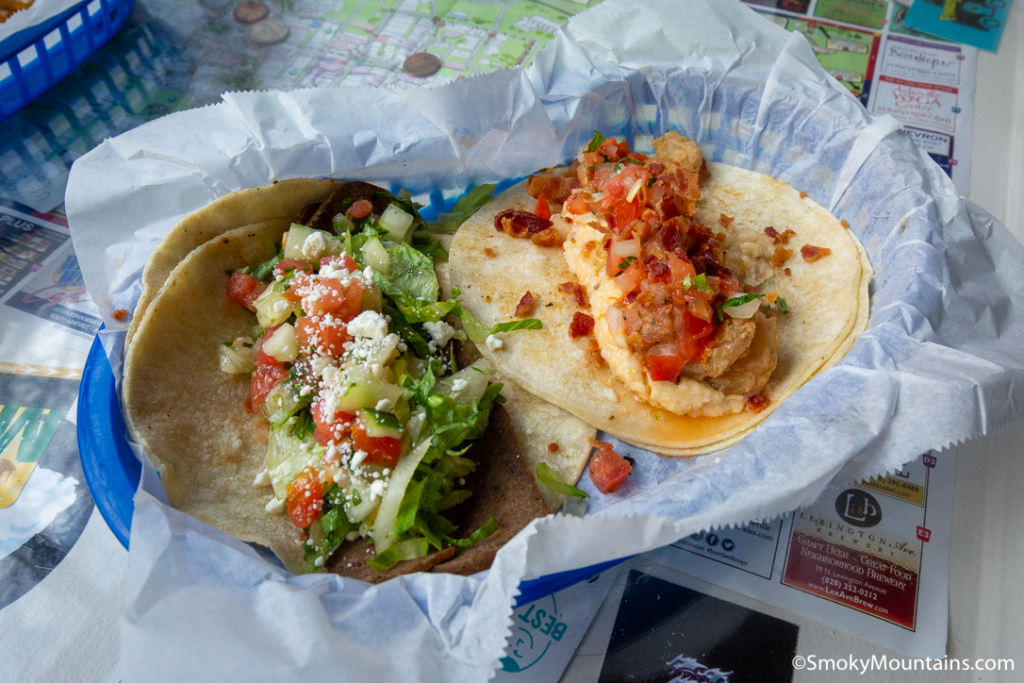 Asheville Restaurants - White Duck Taco Shop (1 Roberts St.) - Original Photo