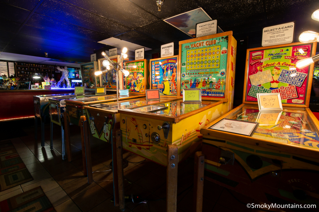 Asheville Things To Do - Asheville Pinball Museum - Original Photo