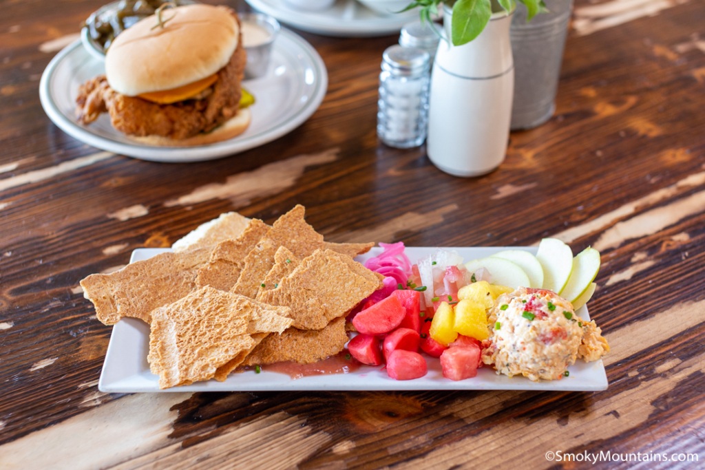 Asheville Restaurants - Buxton Hall Barbecue - Original Photo