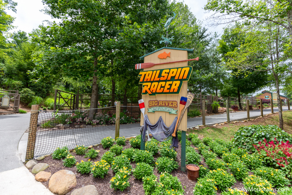 Tailspin Racer Dollywood - Tailspin Racer - Original Photo