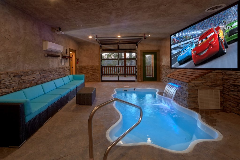5 Cabins W Indoor Pools Near Great Smoky Mtns National Park