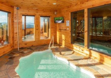 5 Pigeon Forge Cabins with Indoor Pools (That You Must See)