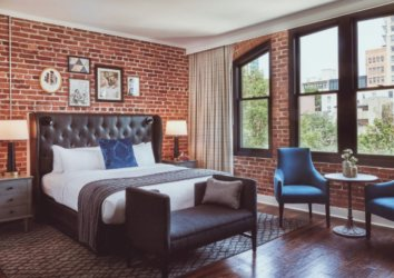 Top 5 Hotels in Downtown Asheville