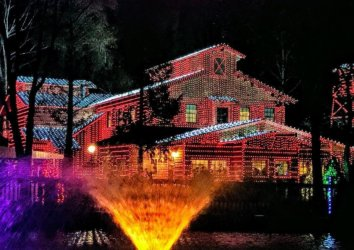 Top 10 things to Do in Pigeon Forge This Winter