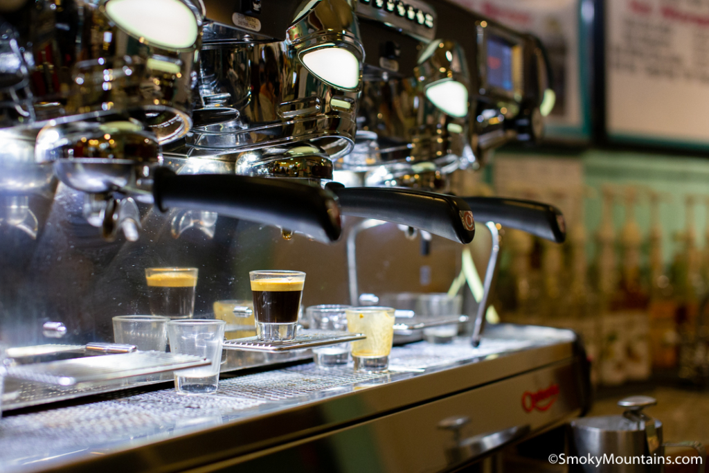 Gatlinburg Restaurants - Coffee & Company - Original Photo