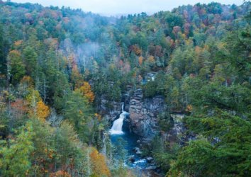 The Grand Canyon of the Southeast: Introducing the Linville Gorge