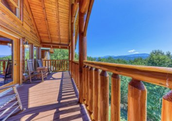 10 Stunning Cabins with a View in Sevierville