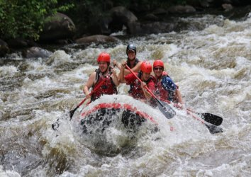 White Water Rafting in Gatlinburg: What You Need to Know