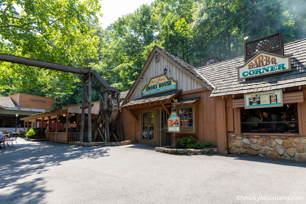 Dollywood Food - Miss Lillian's Smokehouse - Original Photo