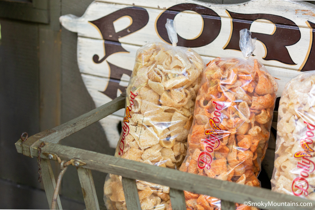Dollywood Food - Pork Rinds - Original Photo