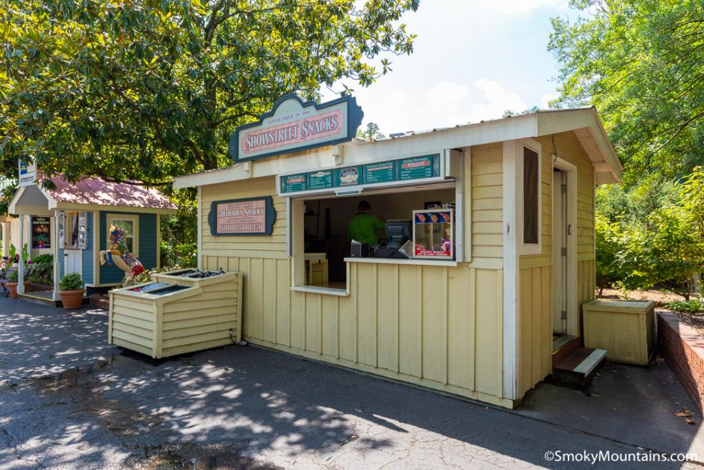 Dollywood Food - Showstreet Snacks - Original Photo