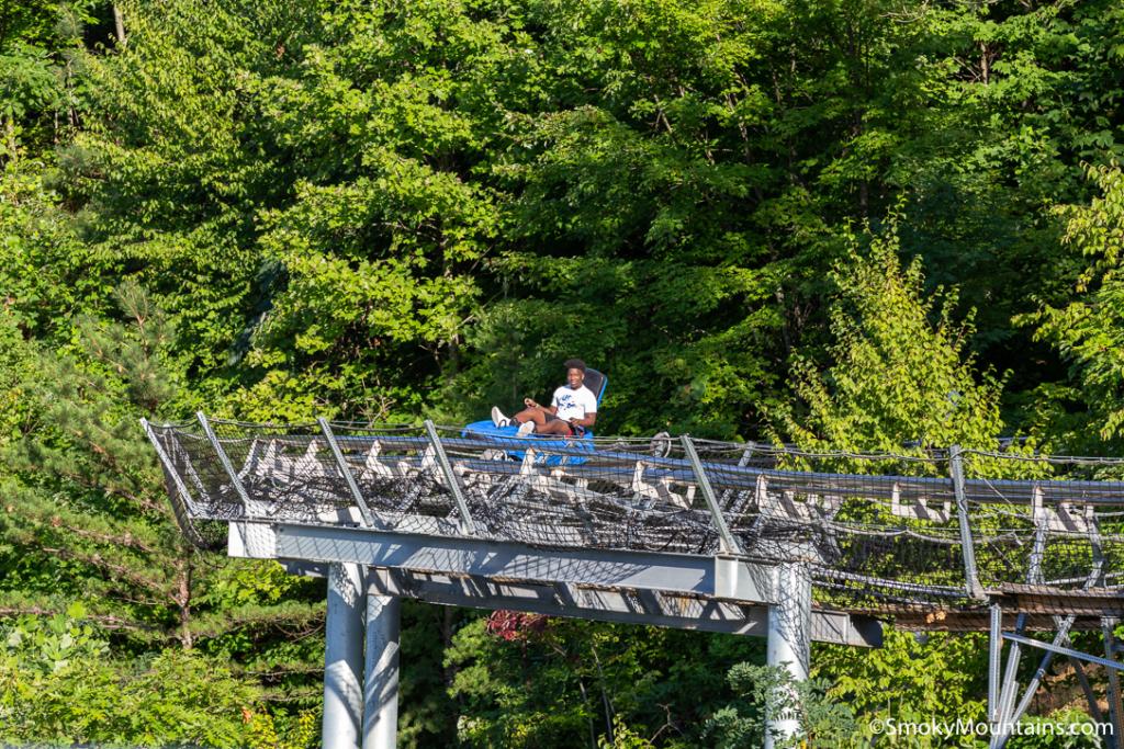 Gatlinburg Things To Do - Ober Gatlinburg - Original Photo