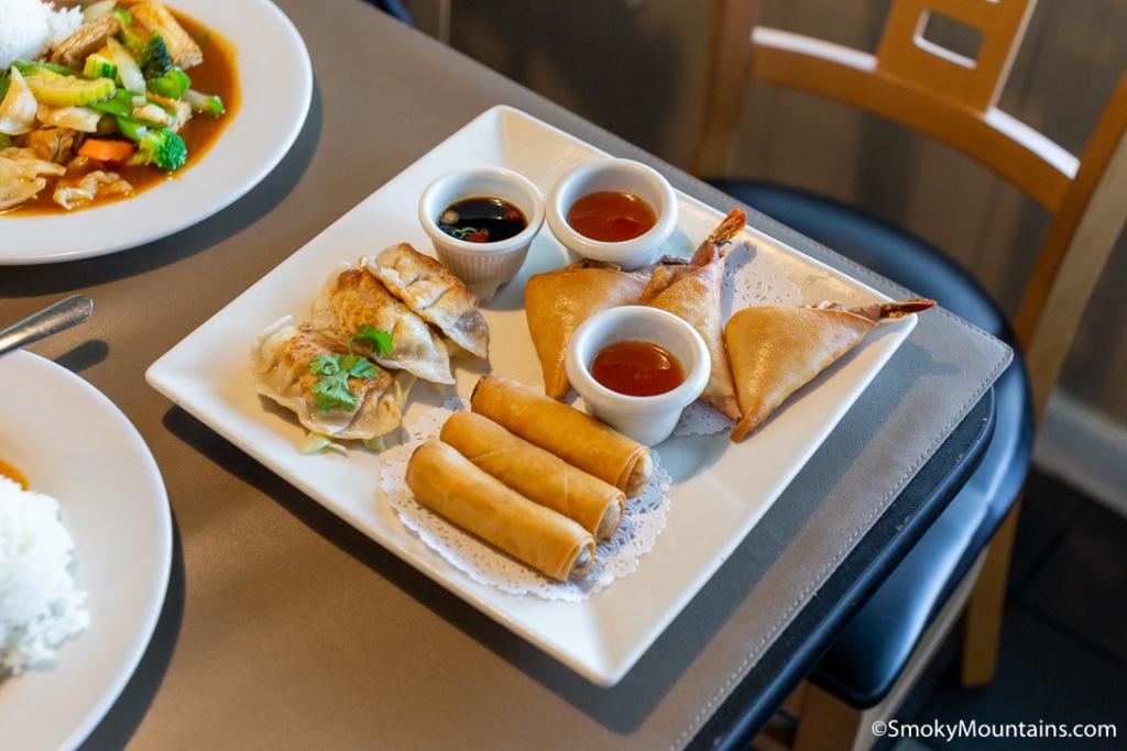 Sevierville Restaurants - Thai Basil - Original Photo