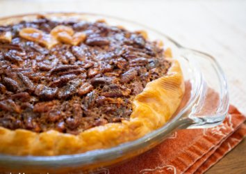 Recipe: Best Pecan Pie