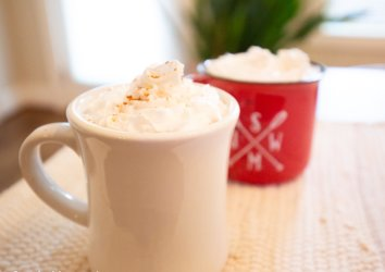 Recipe: Pumpkin Spice Latte at Home