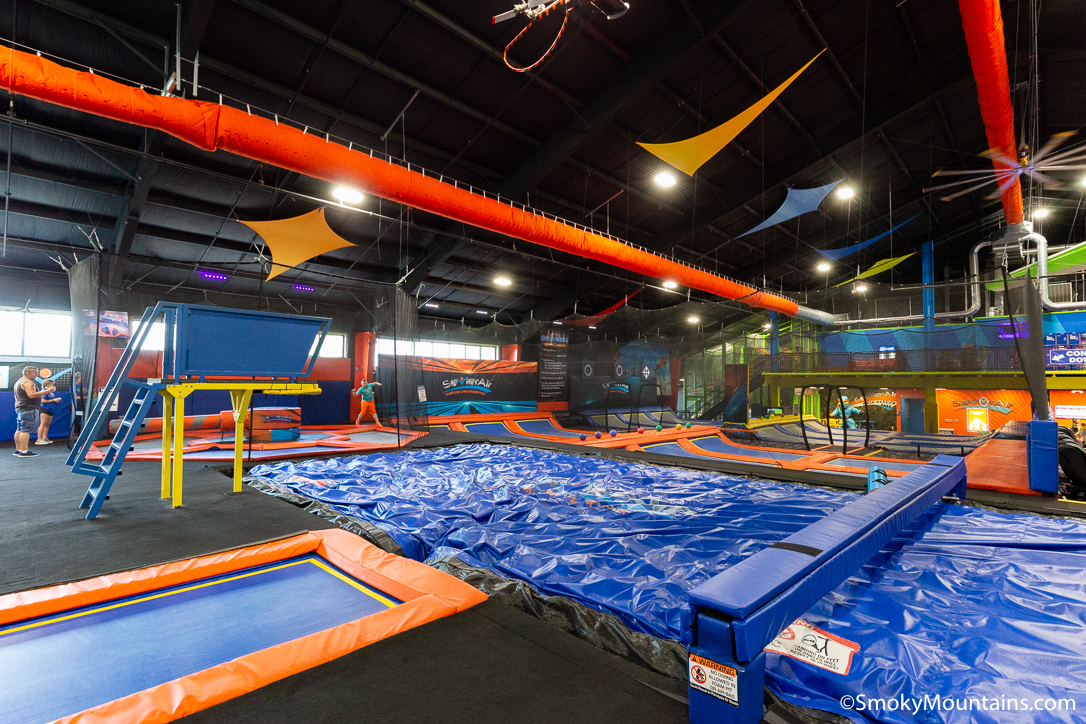 5 Reasons Why a Visit to Sevier Air Will Have You Jumping for Joy