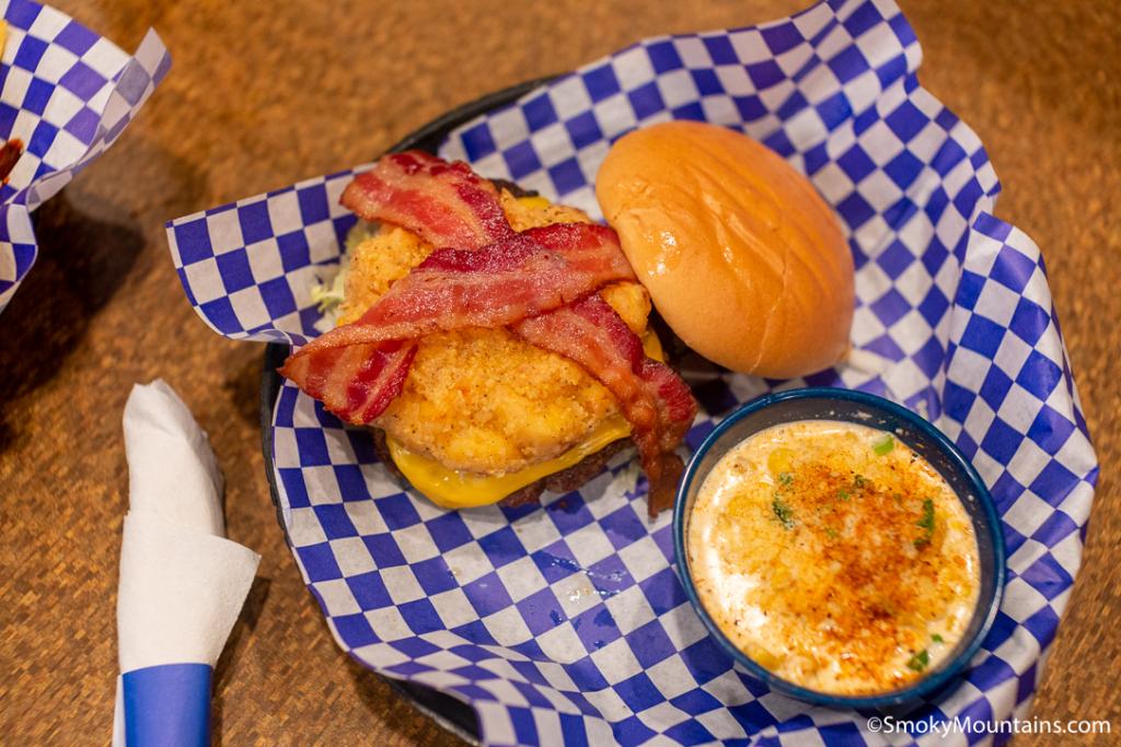 Pigeon Forge Restaurants - Blue Moose Burgers & Wings - Original Photo