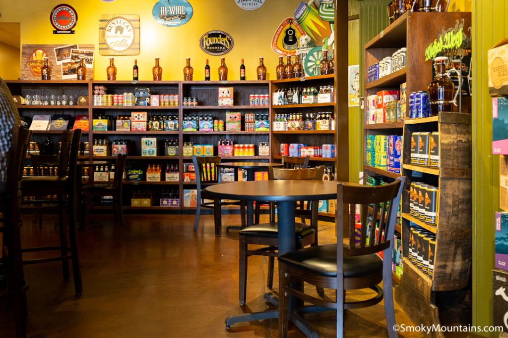 Sevierville Restaurants - The Casual Pint - Original Photo