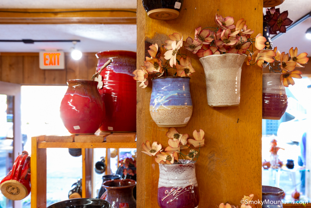 Gatlinburg Things To Do - Fowler's Clay Works - Original Photo