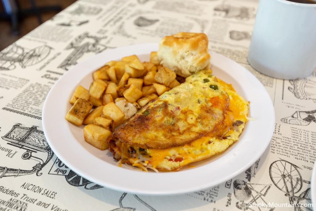 Gatlinburg Restaurants - Little House of Pancakes - Original Photo