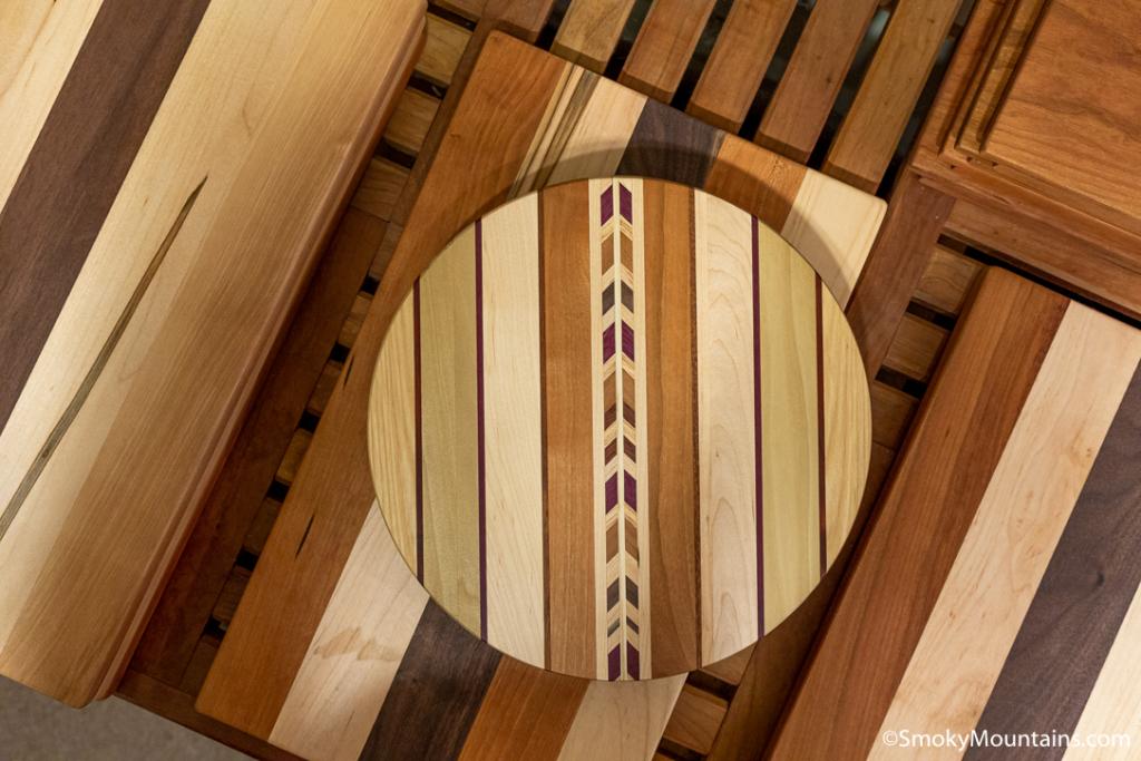 Gatlinburg Things To Do - The Wood Whittlers - Original Photo