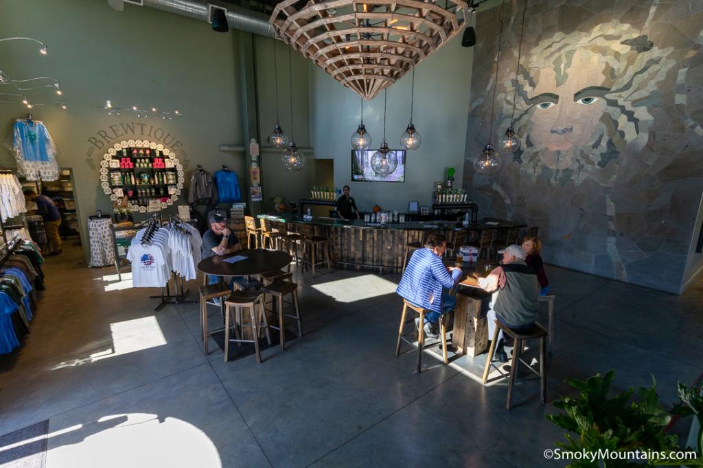 Asheville Breweries - Green Man Brewery - Original Photo