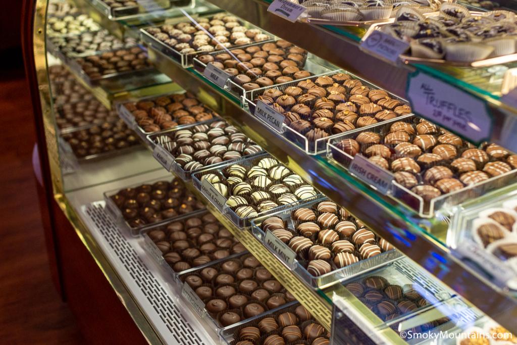 Asheville Restaurants - The Chocolate Fetish - Original Photo