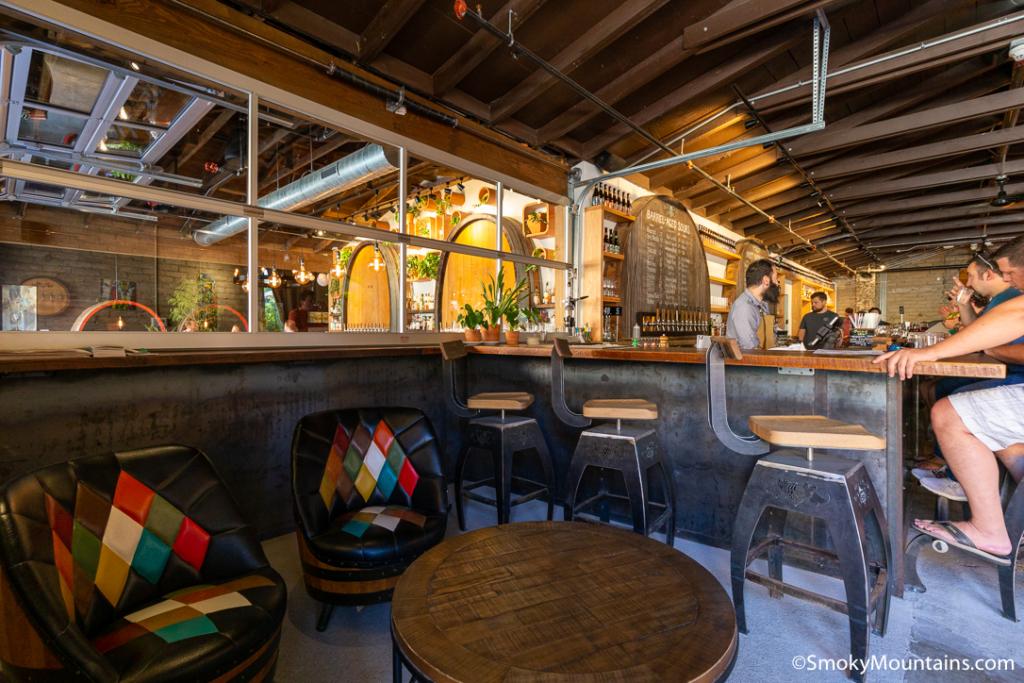 Asheville Breweries - Funkatorium - Original Photo