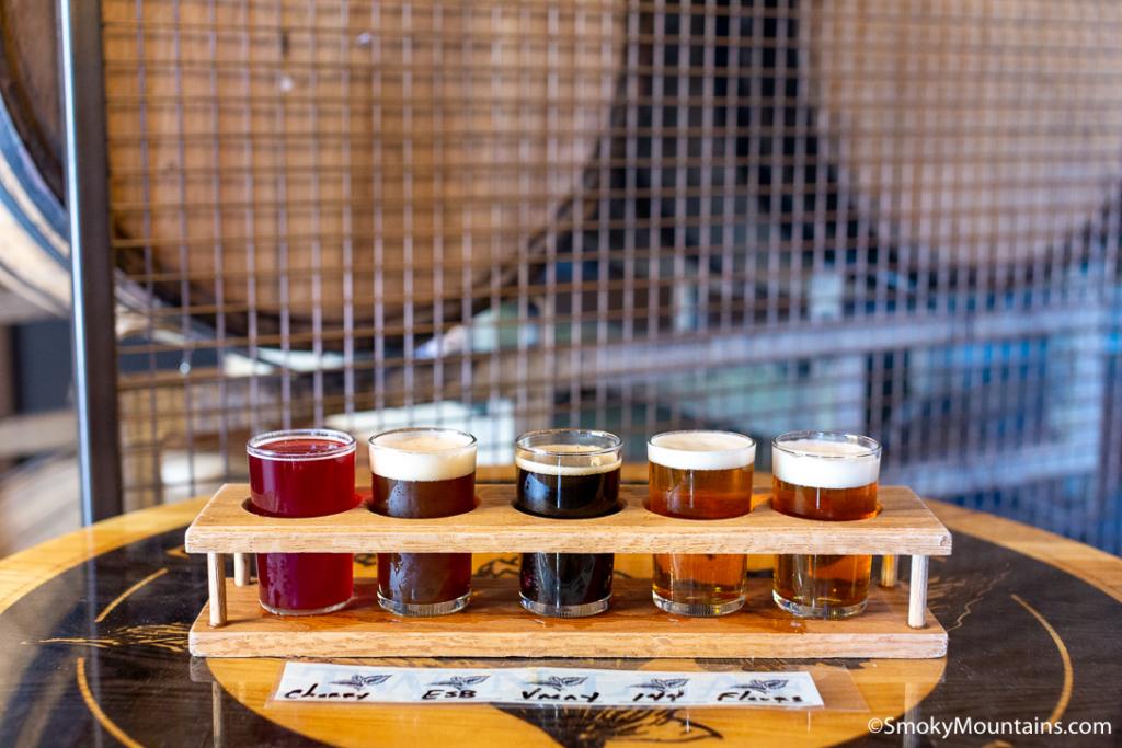 Asheville Breweries - Twin Leaf Brewery - Original Photo