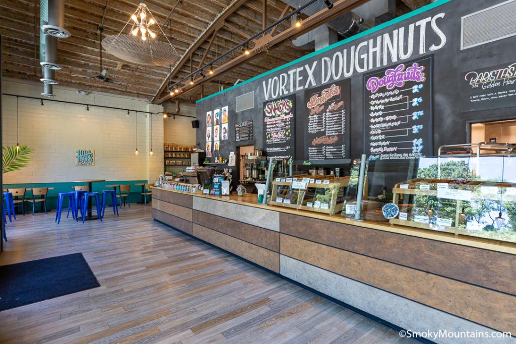 Asheville Restaurants - Vortex Doughnuts - Original Photo