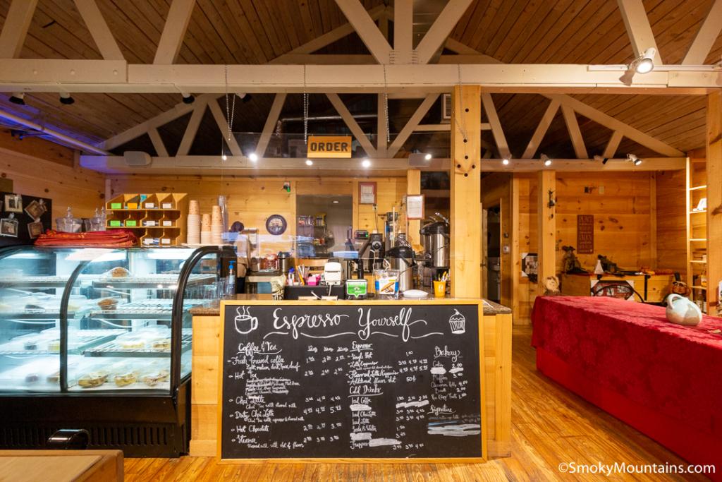 Pigeon Forge Restaurants - Espresso Yourself - Original Photo