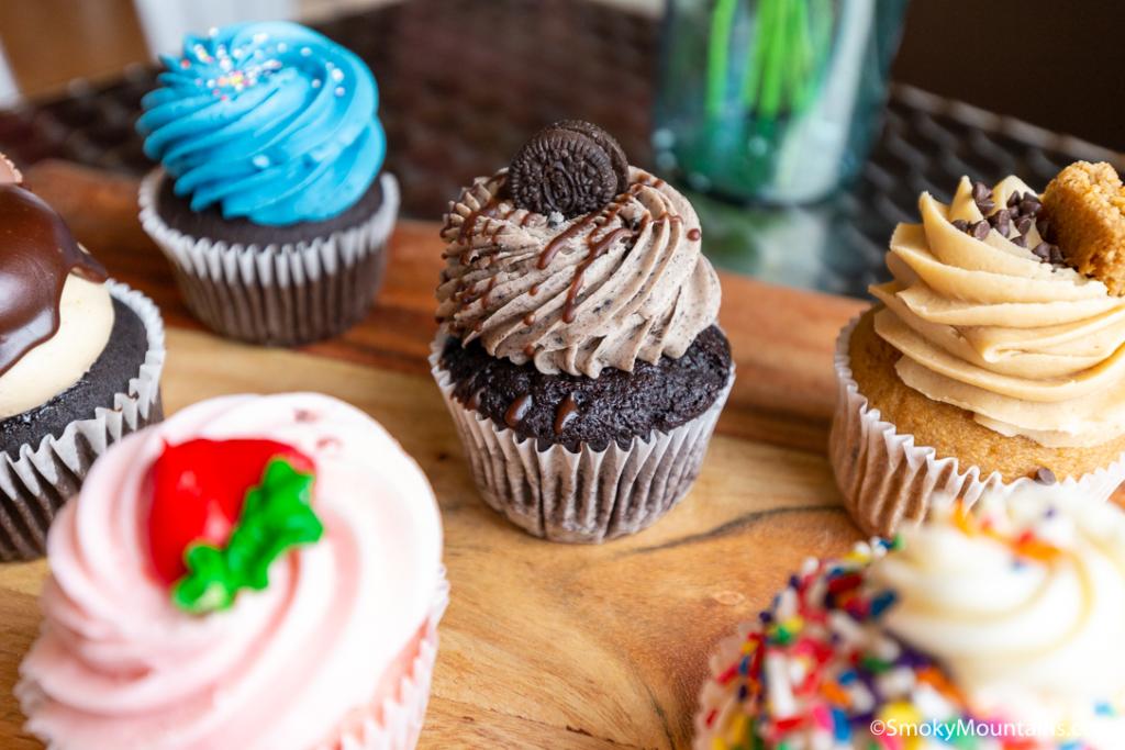 Pigeon Forge Restaurants - Gigi's Cupcakes - Original Photo