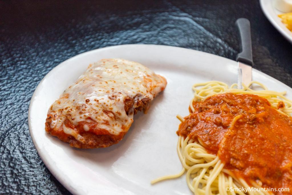 Sevierville Restaurants - Gondolier Italian Restaurant - Original Photo