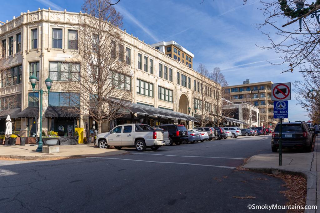 Asheville Things To Do - The Grove Arcade Public Market - Original Photo